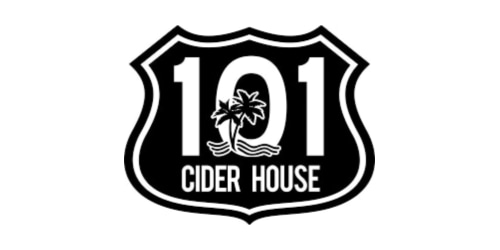 101 Cider coupon
