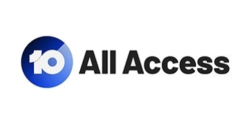 10 All Access coupon