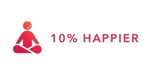 10% Happier coupon