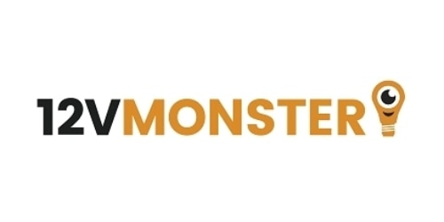 12vmonster coupon