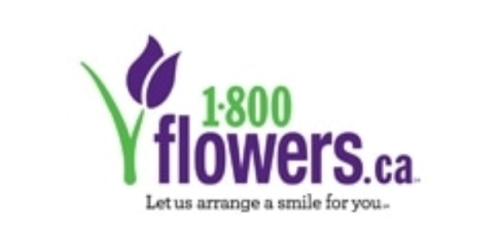 1-800-FLOWERS CA coupon