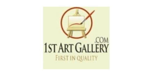 1st Art Gallery coupon