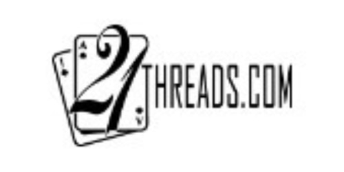 21 Threads coupon