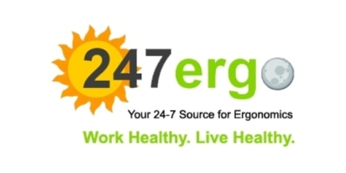 247 Ergo coupon