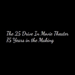 25 Drive In Movie Theater