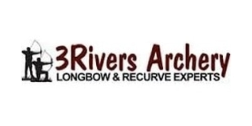 3Rivers Archery coupon