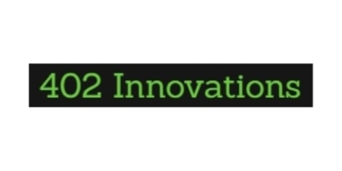 402 Innovations coupon