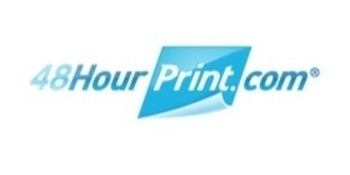 48 Hour Print coupon
