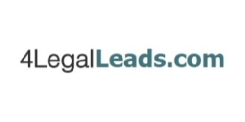 4LegalLeads coupons
