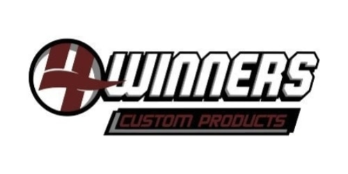 4Winners Cusstom Products coupon