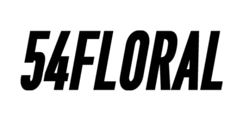 54 Floral Clothing coupon