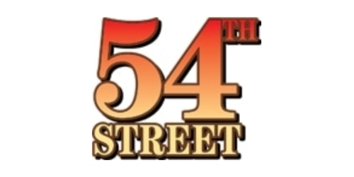 54th Street coupon