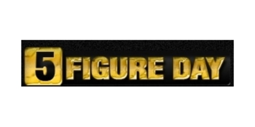 5 Figure Day coupon