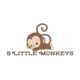 5 Little Monkeys Bed