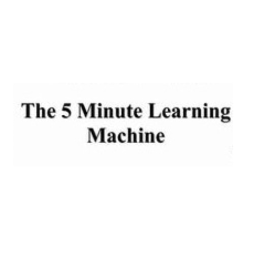 5 Minute Learning Machine