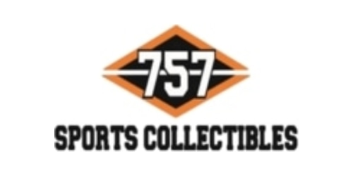 757 Sports Collectibles coupon
