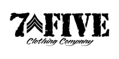 7Five Clothing coupon