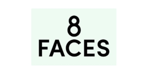 8 Faces Beauty coupon
