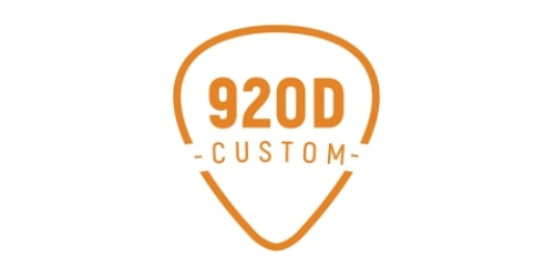 920D Custom coupon