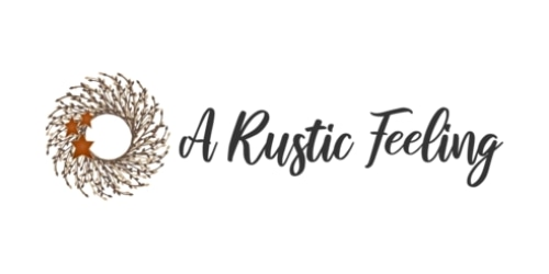 A Rustic Feeling coupon