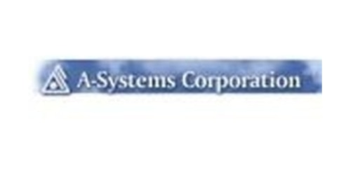 A-Systems coupon