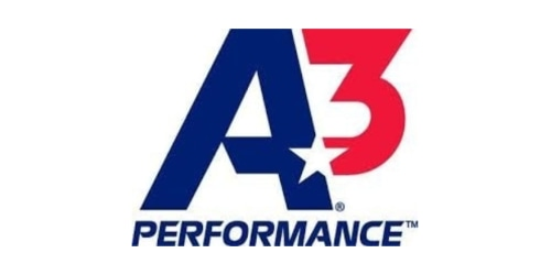 A3 Performance coupon