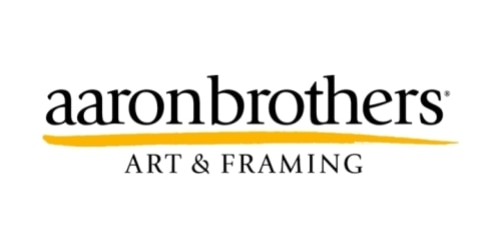 Aaron Brothers coupon