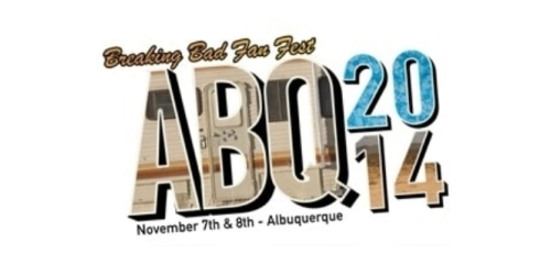 ABQ Breaking Bad Fest coupon