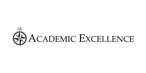Academic Excellence coupon