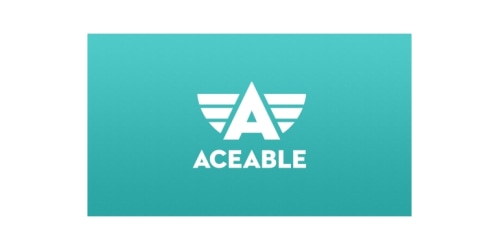 Aceable coupon