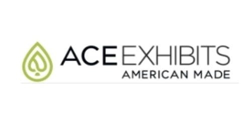 Ace Exhibits coupon