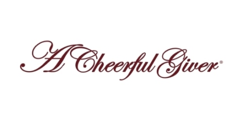 A Cheerful Giver coupon