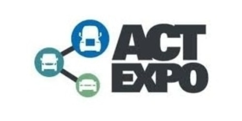 Alternative Clean Transportation (ACT) Expo coupon