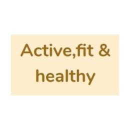 Active,fit & healthy