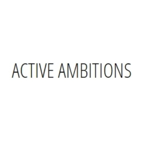 Active Ambitions