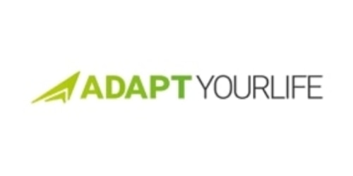Adapt Your Life coupon