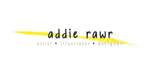 Addie Rawr coupon