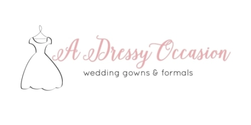 A Dressy Occasion coupon