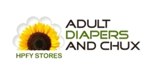 Adult Diapers and Chux coupon