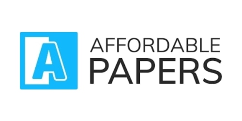 Affordable-Papers coupon