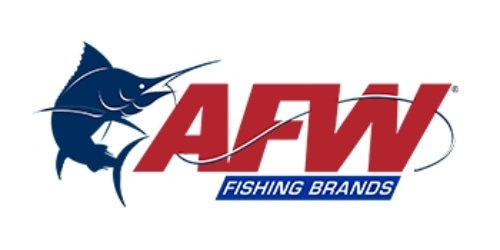 AFW Fishing Brands coupon