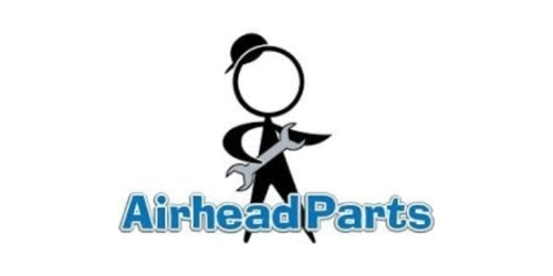 Airhead Parts coupon