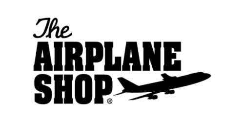 The Airplane Shop coupon