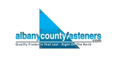 Albany County Fasteners coupon