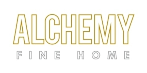 Alchemy Fine Home coupon
