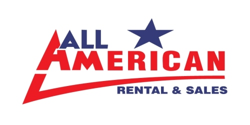 All American Rental and Sales coupon