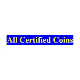 All Certified Coins