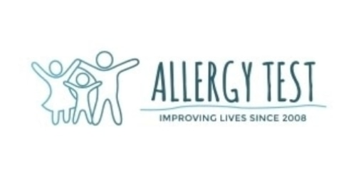 Allergy Test coupon