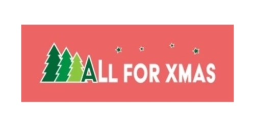 All For Xmas coupon