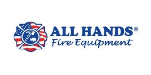 All Hands Fire Equipment coupon